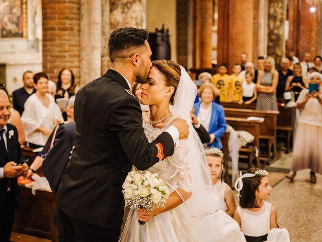 Il matrimonio di Alessandro e Chiara a Chivasso, Torino 12