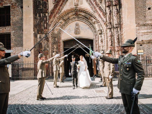 Il matrimonio di Alessandro e Chiara a Chivasso, Torino 14