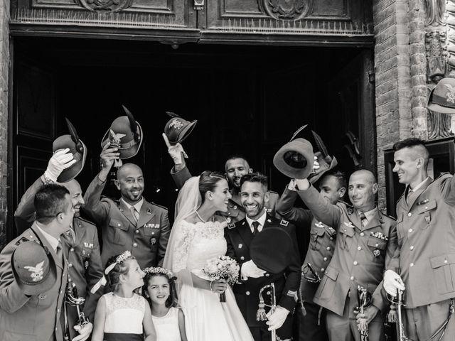 Il matrimonio di Alessandro e Chiara a Chivasso, Torino 15