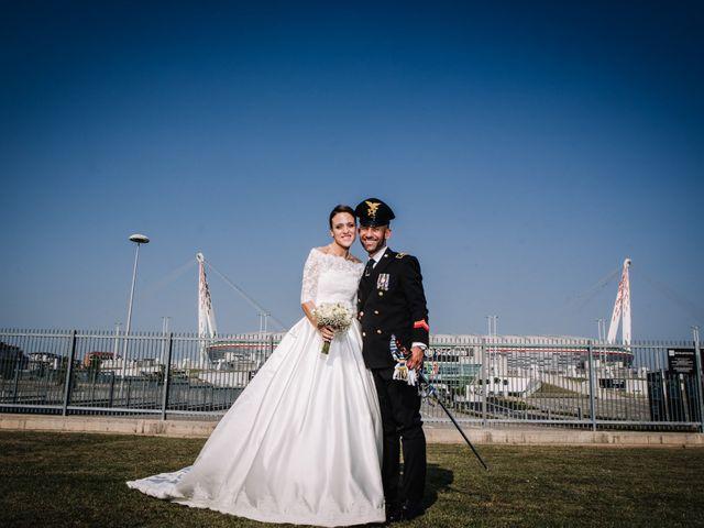 Il matrimonio di Alessandro e Chiara a Chivasso, Torino 16