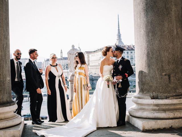 Il matrimonio di Alessandro e Chiara a Chivasso, Torino 17