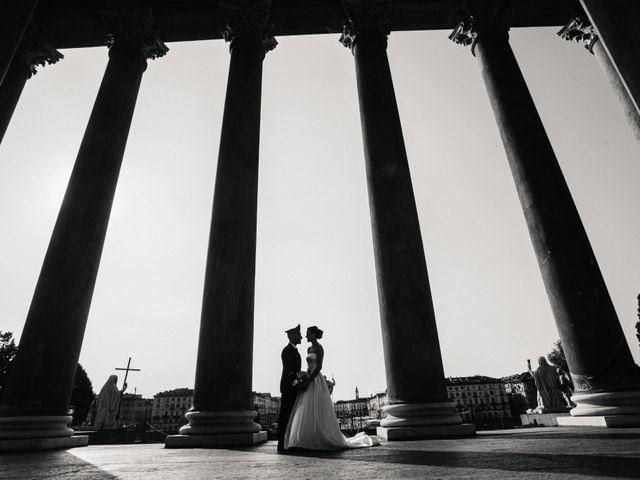 Il matrimonio di Alessandro e Chiara a Chivasso, Torino 19