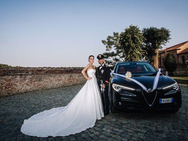 Il matrimonio di Alessandro e Chiara a Chivasso, Torino 21