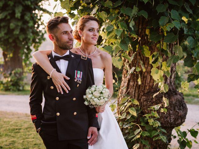 Il matrimonio di Alessandro e Chiara a Chivasso, Torino 1