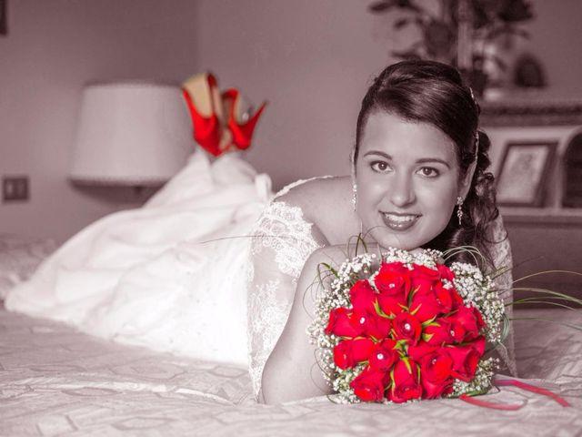 Il matrimonio di Andrea e Elisa a Liscate, Milano 2