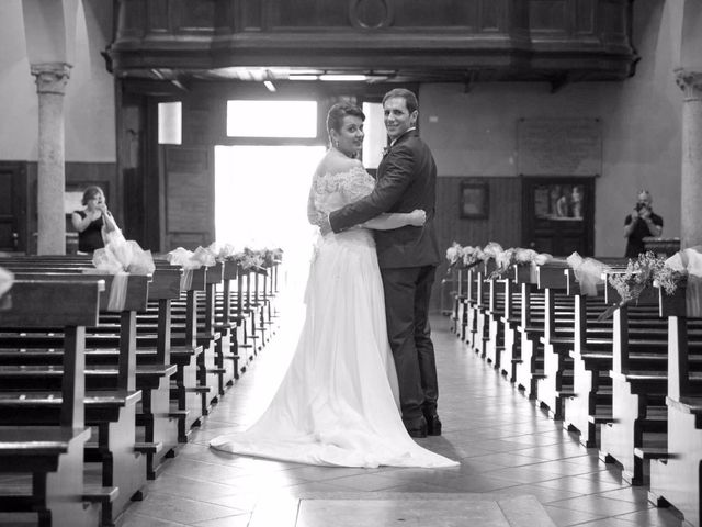 Il matrimonio di Andrea e Elisa a Liscate, Milano 7