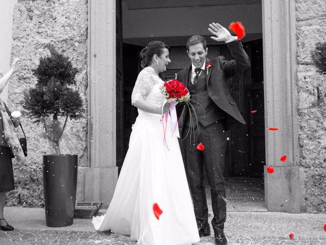 Il matrimonio di Andrea e Elisa a Liscate, Milano 8