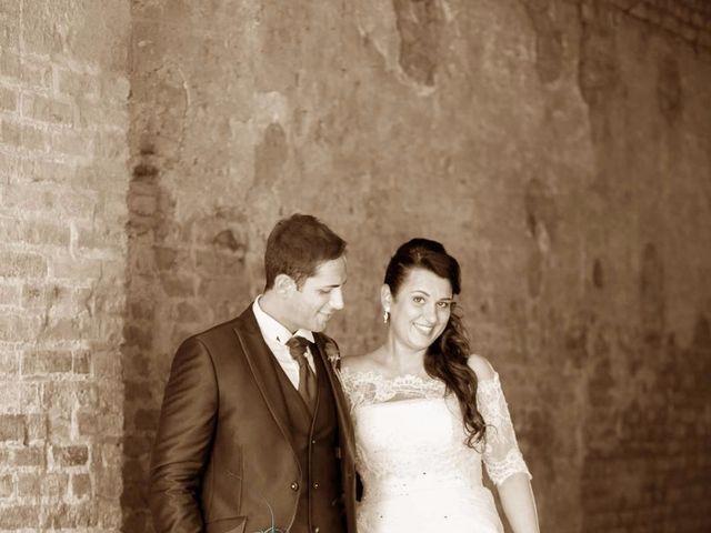 Il matrimonio di Andrea e Elisa a Liscate, Milano 10