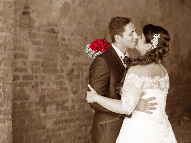 Il matrimonio di Andrea e Elisa a Liscate, Milano 11