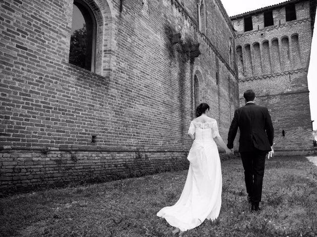 Il matrimonio di Andrea e Elisa a Liscate, Milano 13