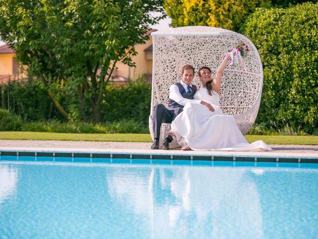 Il matrimonio di Andrea e Elisa a Liscate, Milano 14