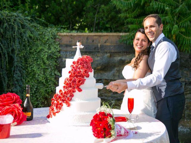 Il matrimonio di Andrea e Elisa a Liscate, Milano 19