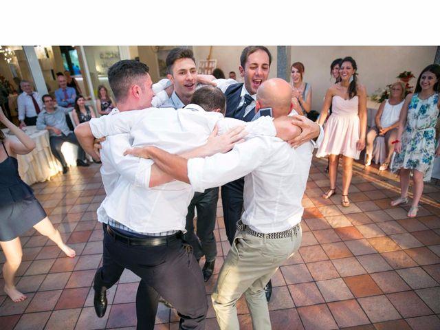 Il matrimonio di Andrea e Elisa a Liscate, Milano 23