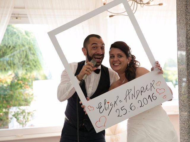 Il matrimonio di Andrea e Elisa a Liscate, Milano 25
