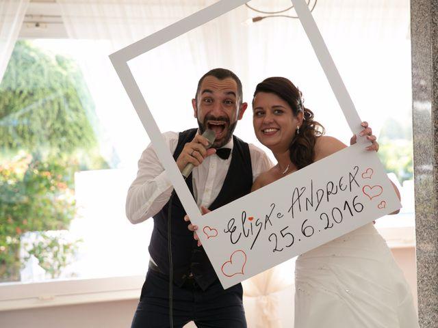 Il matrimonio di Andrea e Elisa a Liscate, Milano 26