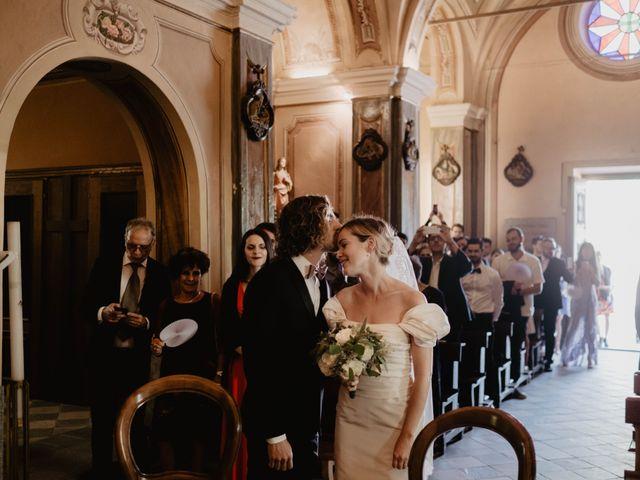 Il matrimonio di Andrea e Valerie a Alba, Cuneo 34