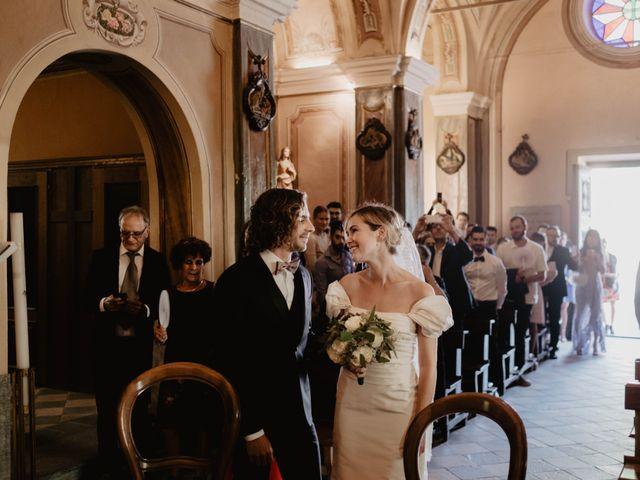 Il matrimonio di Andrea e Valerie a Alba, Cuneo 35
