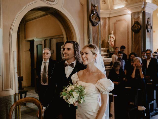 Il matrimonio di Andrea e Valerie a Alba, Cuneo 36