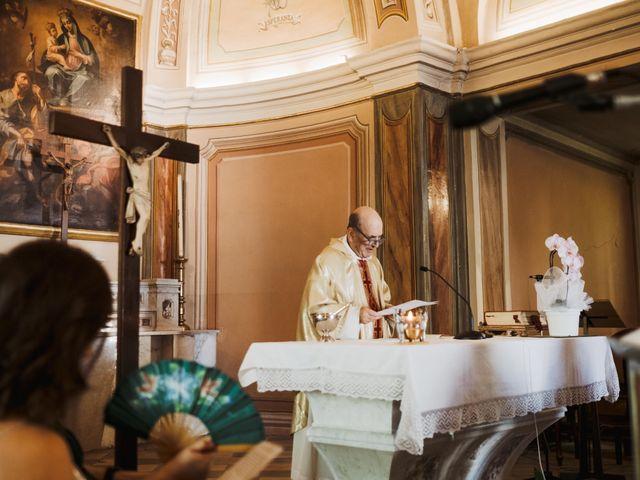 Il matrimonio di Andrea e Valerie a Alba, Cuneo 41