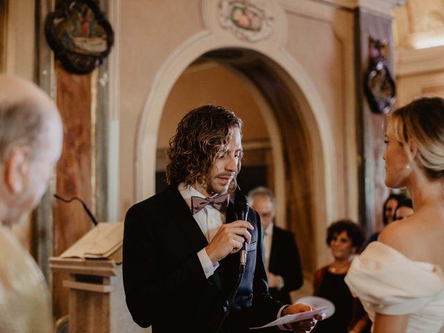 Il matrimonio di Andrea e Valerie a Alba, Cuneo 43