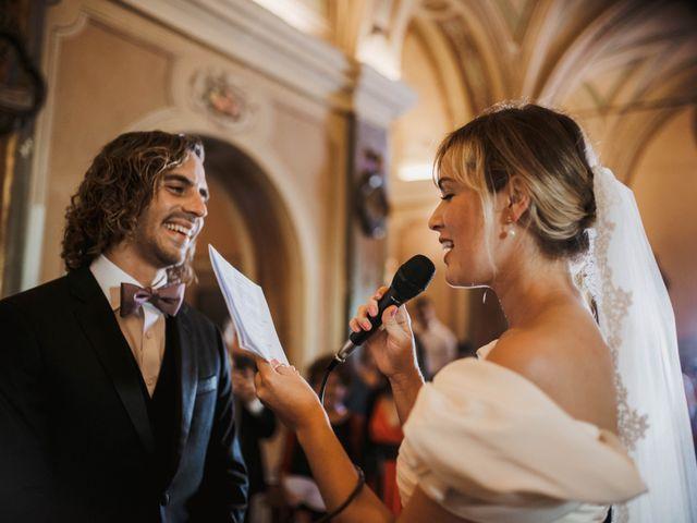 Il matrimonio di Andrea e Valerie a Alba, Cuneo 45