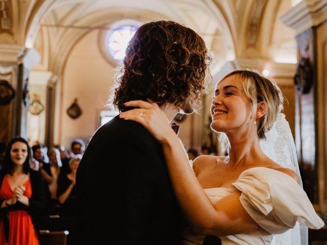 Il matrimonio di Andrea e Valerie a Alba, Cuneo 49