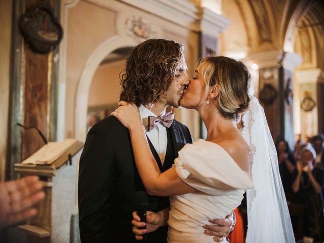 Il matrimonio di Andrea e Valerie a Alba, Cuneo 50