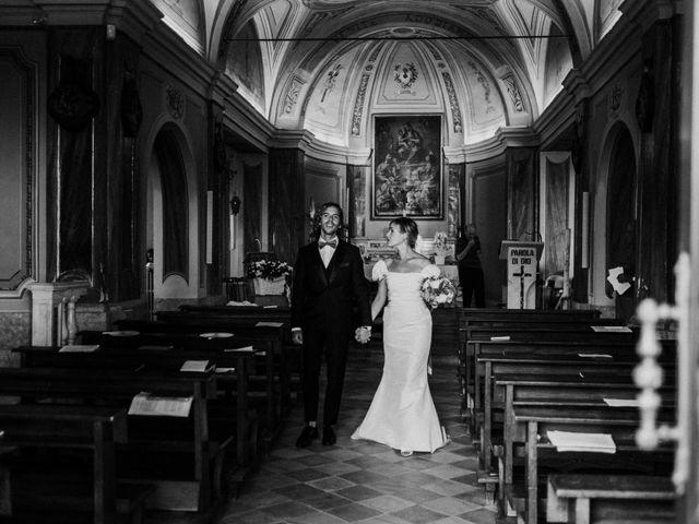 Il matrimonio di Andrea e Valerie a Alba, Cuneo 54