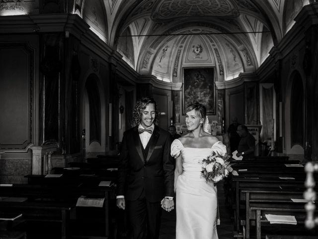 Il matrimonio di Andrea e Valerie a Alba, Cuneo 55