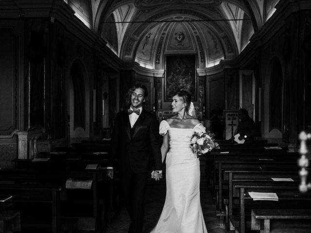 Il matrimonio di Andrea e Valerie a Alba, Cuneo 56