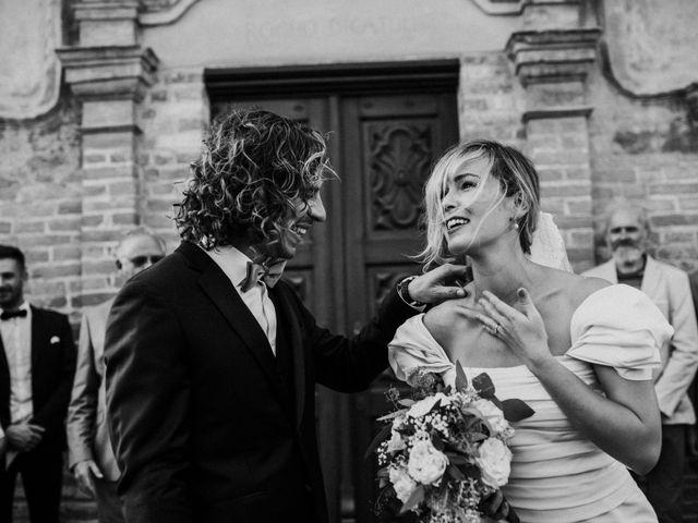 Il matrimonio di Andrea e Valerie a Alba, Cuneo 59