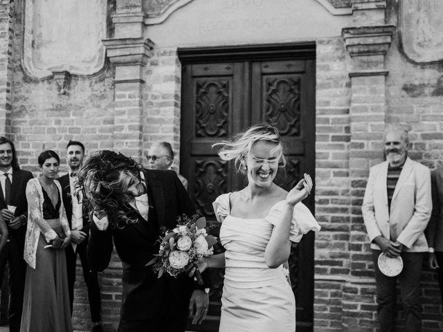 Il matrimonio di Andrea e Valerie a Alba, Cuneo 60