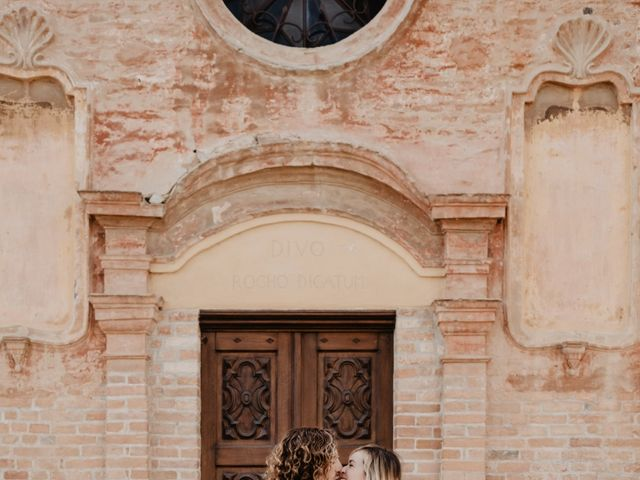 Il matrimonio di Andrea e Valerie a Alba, Cuneo 63