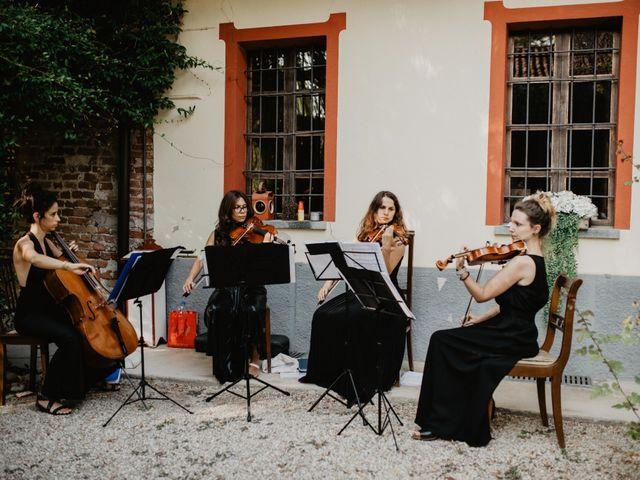 Il matrimonio di Andrea e Valerie a Alba, Cuneo 75