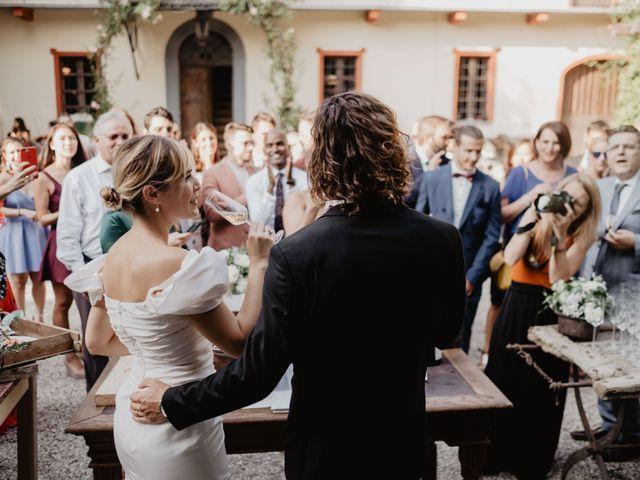Il matrimonio di Andrea e Valerie a Alba, Cuneo 85