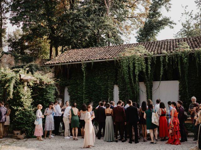 Il matrimonio di Andrea e Valerie a Alba, Cuneo 86