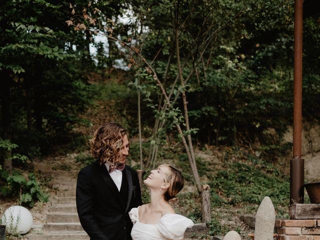 Il matrimonio di Andrea e Valerie a Alba, Cuneo 95