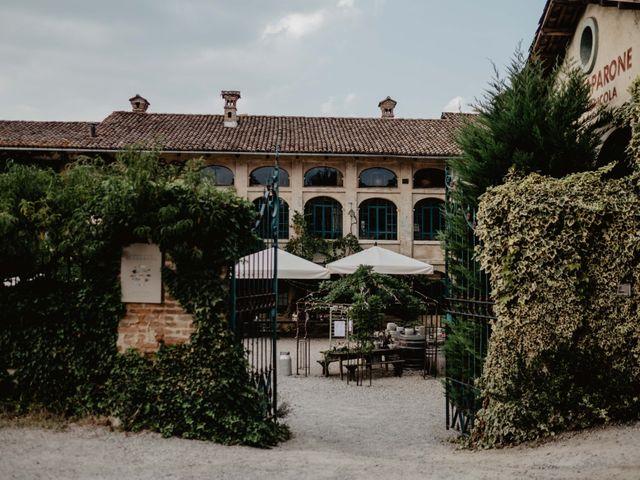 Il matrimonio di Andrea e Valerie a Alba, Cuneo 104