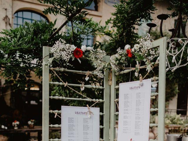 Il matrimonio di Andrea e Valerie a Alba, Cuneo 105