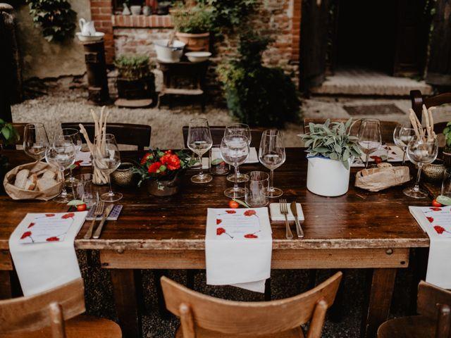 Il matrimonio di Andrea e Valerie a Alba, Cuneo 107
