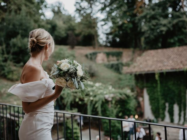 Il matrimonio di Andrea e Valerie a Alba, Cuneo 113