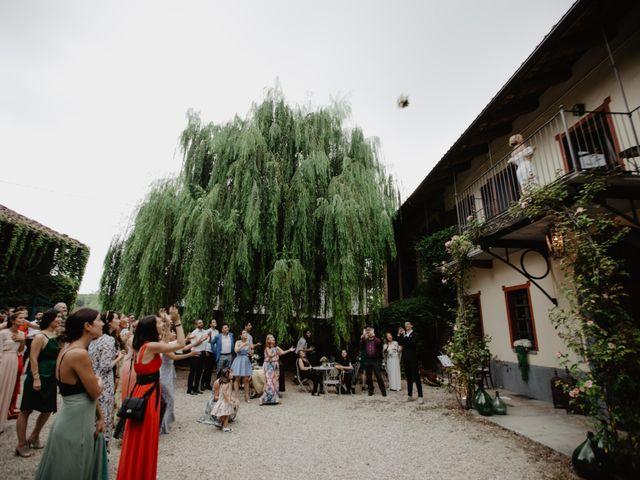 Il matrimonio di Andrea e Valerie a Alba, Cuneo 114