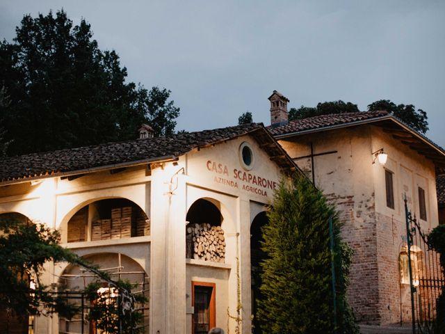 Il matrimonio di Andrea e Valerie a Alba, Cuneo 116