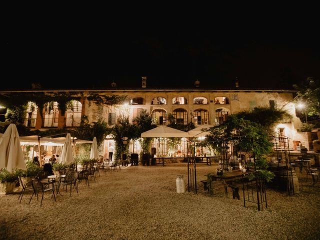 Il matrimonio di Andrea e Valerie a Alba, Cuneo 124
