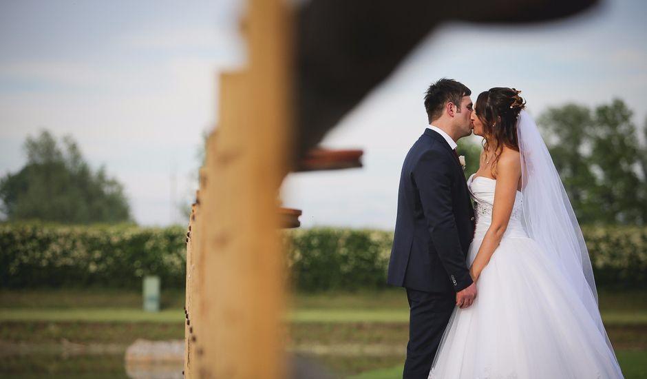 Il matrimonio di Erjon e Nadia a Salvirola, Cremona