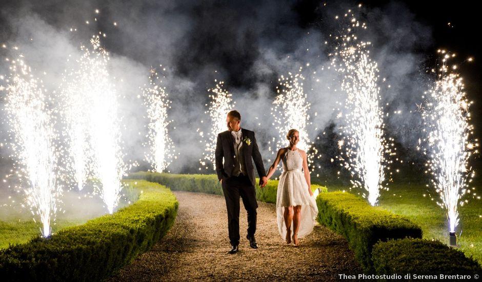 Il matrimonio di Alessandro e Debora a Carbonara di Po, Mantova