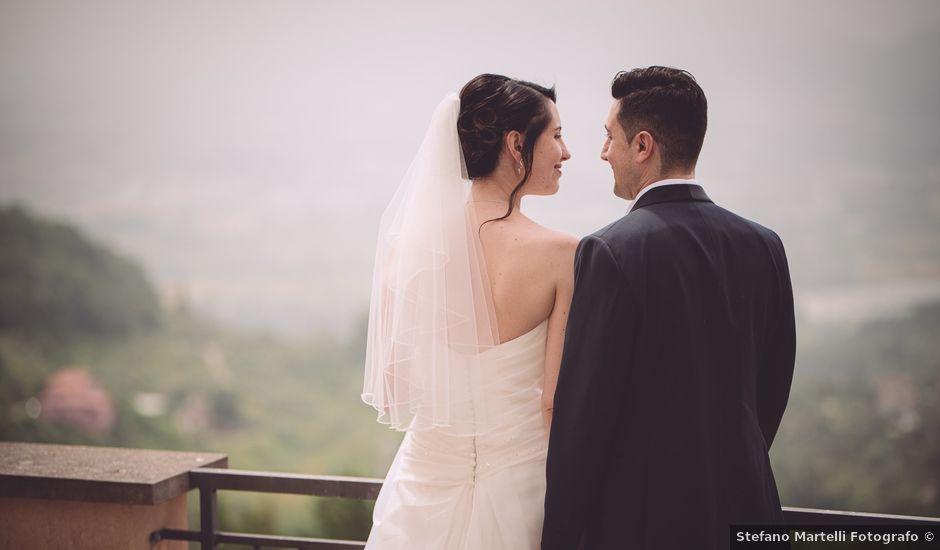Il matrimonio di Alessandro e Serena a Bolano, La Spezia