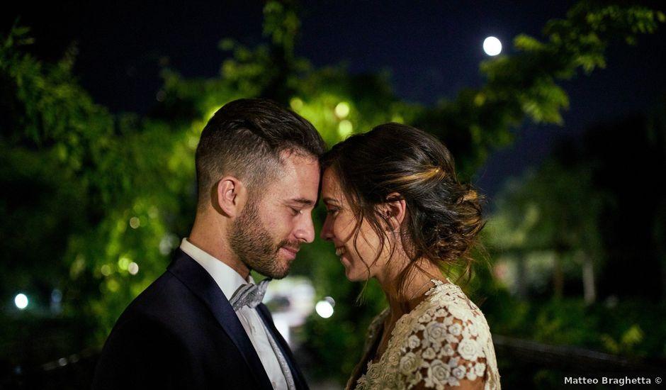 Il matrimonio di Alberto e Marta a Trebaseleghe, Padova