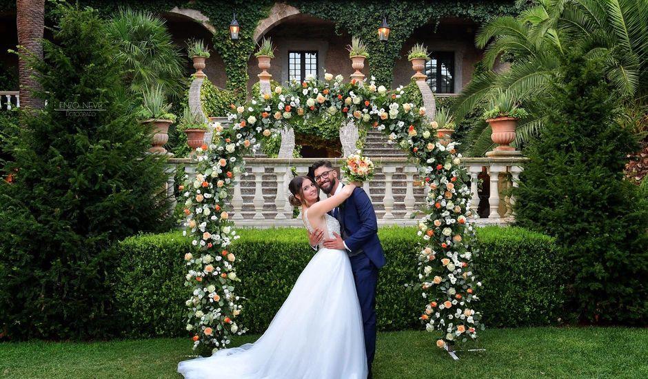 Il matrimonio di Giosuè  e Celeste a San Pancrazio Salentino, Brindisi