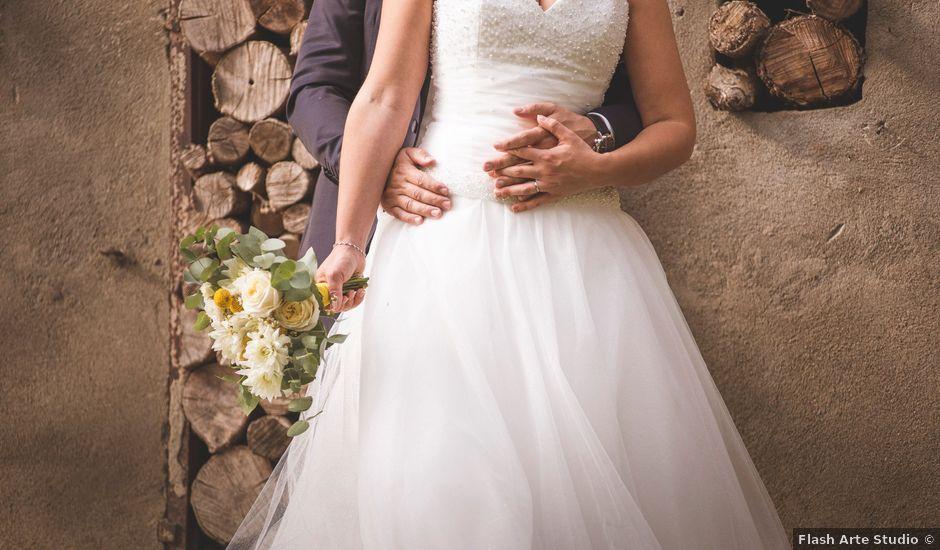 Il matrimonio di Diego e Alice a Vanzago, Milano